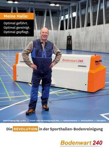 Meine Halle: - Infrasport AG
