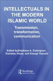 Intellectuals in the Modern Islamic World ... - Dastgeer-Home