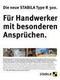Aktuelle Handwerkerinfo 2013 - Stabila - Seite 2