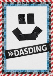 Download Pressemappe - DasDing