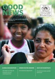 Good News Nr. 19 / Juni 2012 - Stiftung Silvias Kinderhilfe