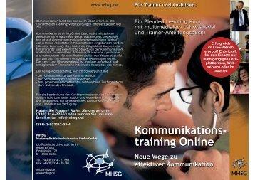 Kommunikations - MHSG