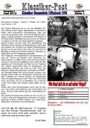 Klassiker Post 6-13 - ksof.de