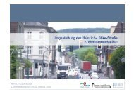 städtebaulicher Rahmenplan (pdf, 1.111) - Arnsberg