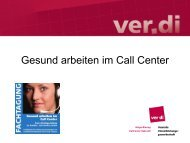PDF-Datei - Call Center