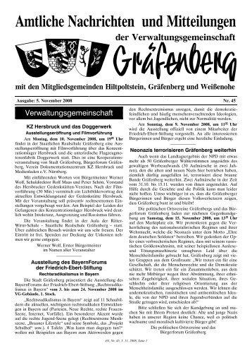 Verwaltungsgemeinschaft - Hiltpoltstein
