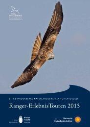 können Sie unsere Broschüre zu den RangerErlebnisTouren 2013 ...