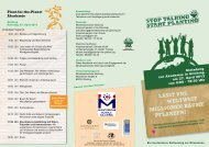 Plant-for-the-Planet Akademie - Montessorischule Gilching