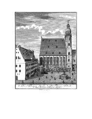Præceptor - Bach Cantatas