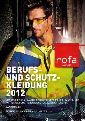 Download - Rofa-Bekleidungswerk GmbH & Co. KG
