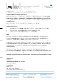 Hypertrophe Kardiomyopathie (HCM) - Tierkardiologie der LMU ...