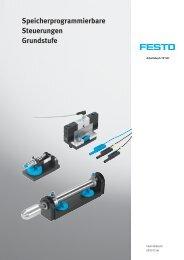 Speicherprogrammierbare Steuerungen Grundstufe - Festo Didactic