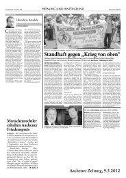 """""""Großer Erfolg für Kommunen - Borderline Europe"""