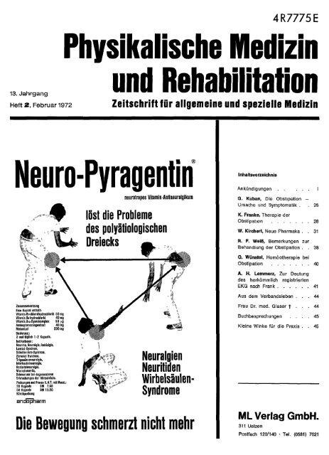 Gesamte Ausgabe Runterladen Zentralverband Der Arzte Fur
