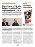 LEBE-Tag 2011: Bänz Friedli in Aktion - Lehrerinnen und Lehrer ... - Seite 7