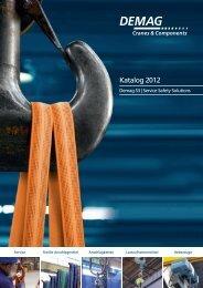 Katalog 2012 - DEMAG Cranes & Components GmbH