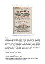Anonym: Theatrum Novellarum Mundi Alterum - Theatrum-Literatur ...