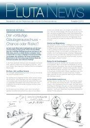 anzeigen - PLUTA Rechtsanwalts GmbH