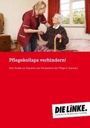 Pflegekollaps verhindern! - Fraktion DIE LINKE im Sächsischen ...