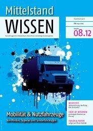 Mobilität & nutzfahrzeuge - Unternehmer.de