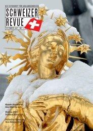 Download PDF Schweizer Revue 6/2007