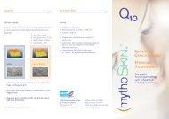 MSE mythoSkin Q10 Hydrogel - MSE Pharmazeutika GmbH