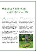 Broschuere Dauergrabpflege - Seite 5