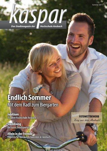 kaspar Sommer 2011 - Marianne Kick