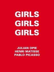 GIRLS GIRLS GIRLS - Galerie Boisseree