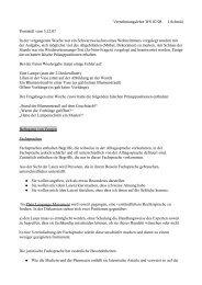 Protokoll vom 5. Dezember 2007