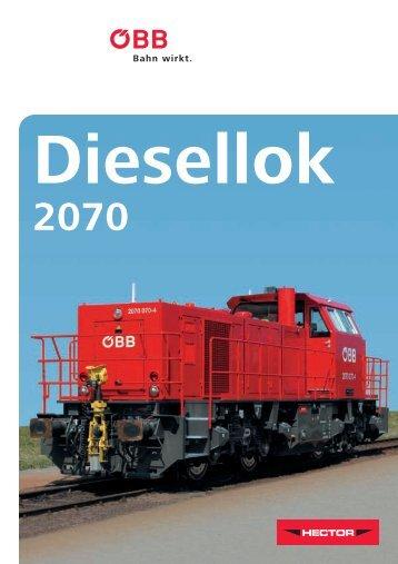 Lokfolder2070 - ÖBB-Produktion GmbH
