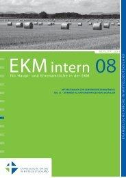 AUGUST | 2013 - Gemeindedienst der EKM
