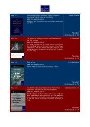 Historische Schiffahrt Bände 151-200 - Salzwasser-Verlag