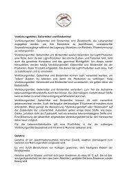 Gelatine - Verdickungsmittel - Zehn kleine Metzgerlein