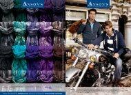 Neuer Internetauftritt: www.ansons.de Jetzt auch auf Facebook ...