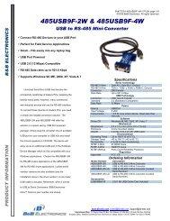 B&B ELECTRONICS 232USB9M WINDOWS 8 X64 TREIBER