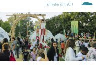 Jahresbericht 2011 - Zürcher Gemeinschaftszentren