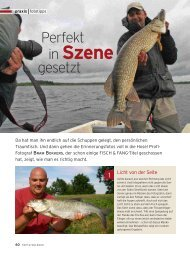 in Szene - Sportfish Moments