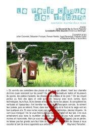 Le Petit Cirque des Tribuns - Archive-Host