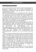 Evangelische Kirchengemeinde Badenweiler - Evangelischer ... - Seite 6