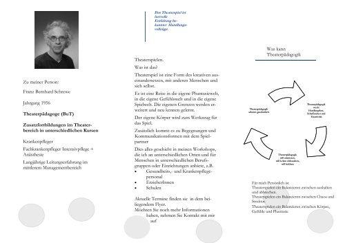 Persoenliches Theaterflyer.pdf - Franz Bernhard Schrewe