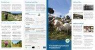 Faltblatt BNN-Projekt - Landschaftspflegeverband Mittelfranken