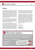 Banksektorens stille krise 2011-2013 - Økonomisk Ugebrev - Page 3