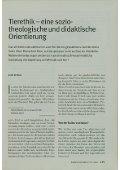 Tierethik - eine soziotheologische und didaktische Orientierung - Seite 3