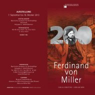 Ferdinand von Miller - Planersuche.de