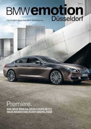 Düsseldorf - BMW Niederlassung Essen