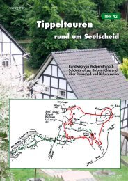 Tour 42: 5-10 km - Seelscheid.de