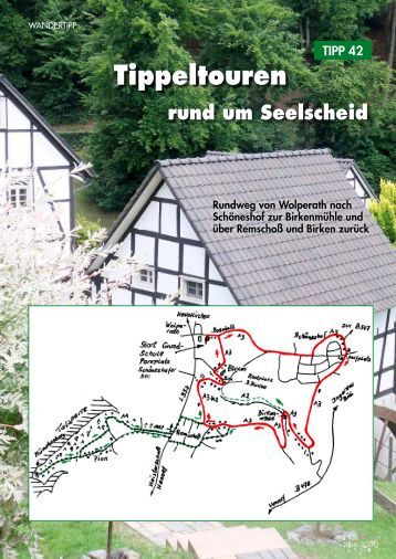 Tour 42: 5-10 km - Seelscheid.de