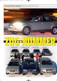 Der gesamte Test-Artikel - Garage Ebneter AG