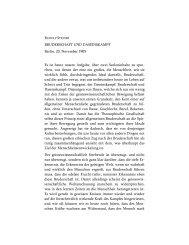 Bruderschaft und Daseinskampf - Rudolf Steiner Online Archiv